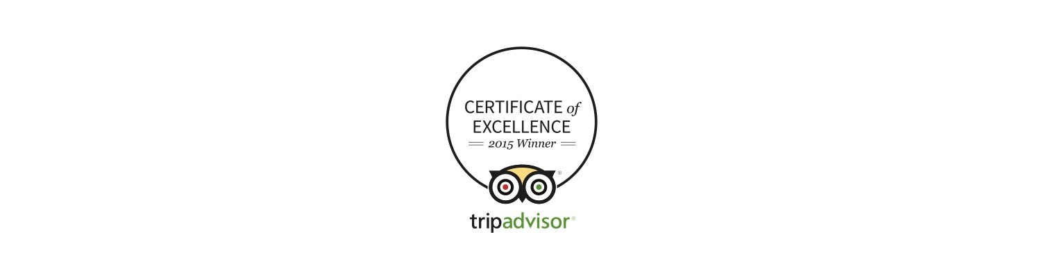 Formosa Wins TripAdvisor Award 2015